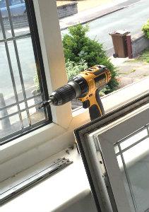 Мелкий ремонт пластиковых окон